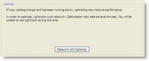 LR2 general settings optimize