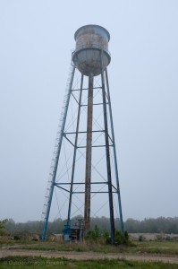 riverwalk watertower